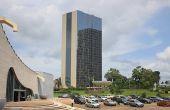 Siège de la Banque africaine de développement à Abidjan, en Côte d'Ivoire. Photo : Clara Sanchiz
