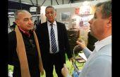 De plus en plus de visiteurs du Maghreb viennent au Sival d'Angers, comme ici en 2018. Photo: Antoine Hervé